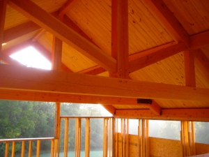 2x8 Southern Yellow Pine Roof Decking
