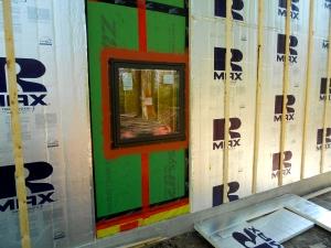 air barrier, vapor barrier, passive house, building envelope, airtight building envelope